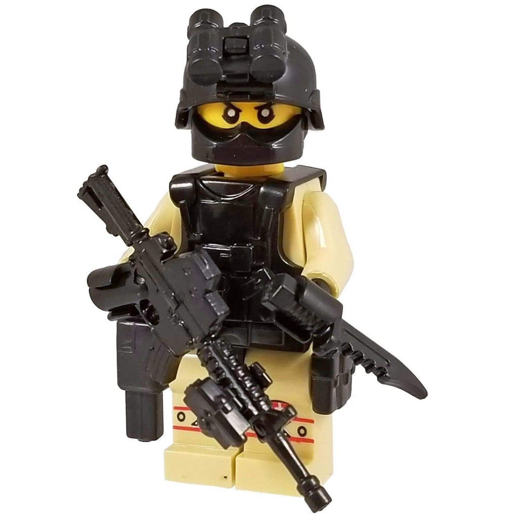 Minifig Special Tactics Squadron (STS) Doc - Minifigs
