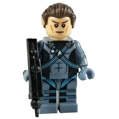 Minifig Spoc in Space Suit - Minifigs