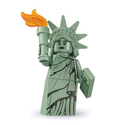 Minifig Statue of Liberty-Brick Forces
