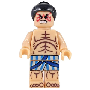 Minifig Street Fighter Honda - Minifigs