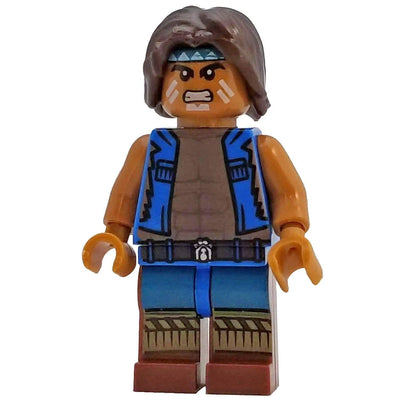 Minifig Street Fighter Thunder Hawk-Brick Forces