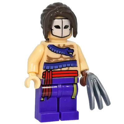 Minifig Street Fighter Vega - Minifigs