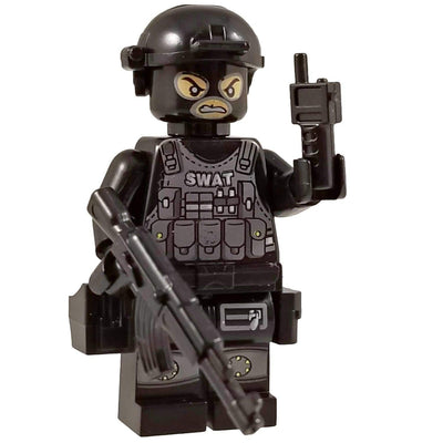 Minifig SWAT METRO Alfred - Minifigs