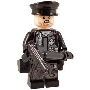 Minifig SWAT METRO Donald - Minifigs