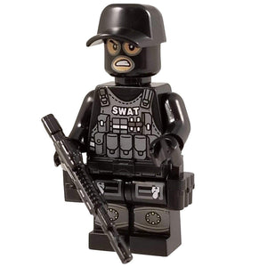 Minifig SWAT METRO Lester - Minifigs