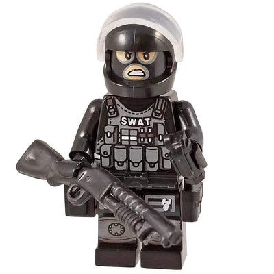 Minifig SWAT METRO Roger - Minifigs