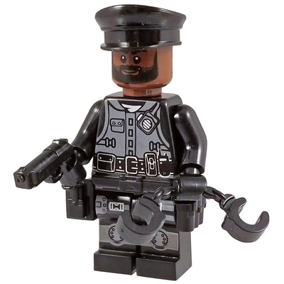 Minifig SWAT METRO Simmons - Minifigs