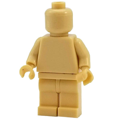 Minifig Tan-Brick Forces