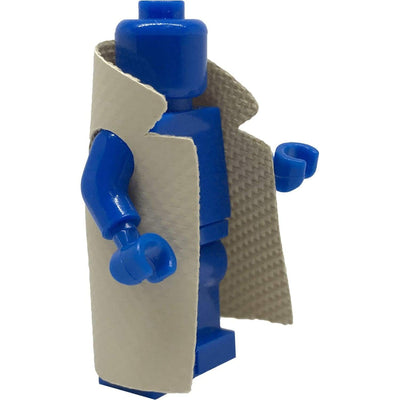 Minifig Reversible Tan Coat - Clothing