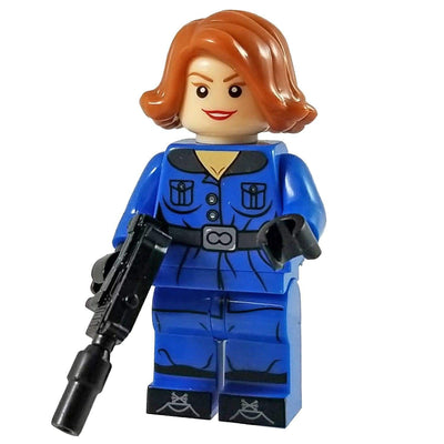 Minifig Tank Commander - Minifigs