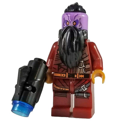 Minifig Taserface - Minifigs