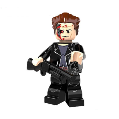 Minifig Terminator-Brick Forces