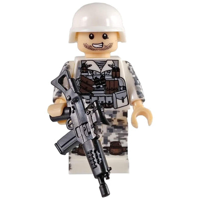 Minifig Tier One Alpine Grant - Minifigs