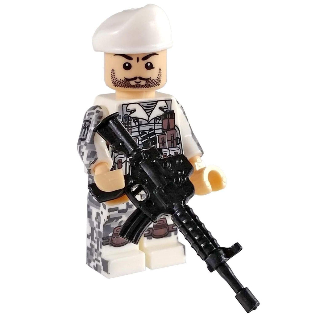 Minifig Tier One Alpine Tommy - Minifigs