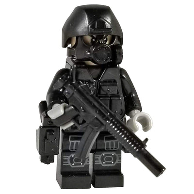 Minifig Tier One Hostage Rescue Team Ben - Minifigs