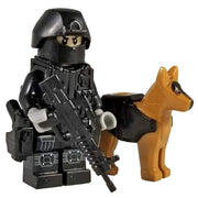 Minifig Tier One Hostage Rescue Team Flint and Rocky - Minifigs