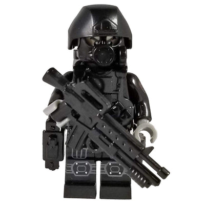 Minifig Tier One Hostage Rescue Team Jet - Minifigs