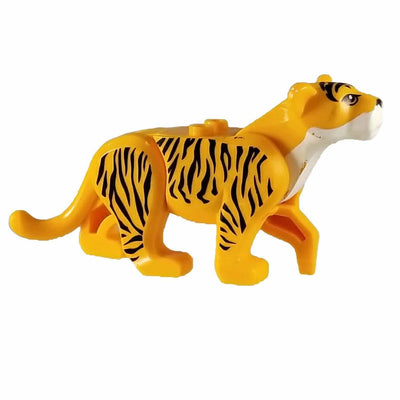 Minifig Tiger - Animals