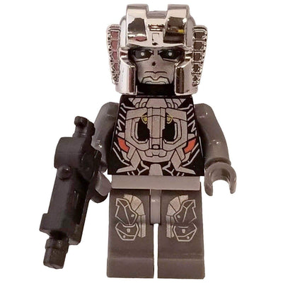 Minifig Transformers Lockdown - Minifigs