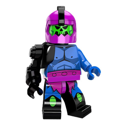 Minifig Trap Jaw-Brick Forces