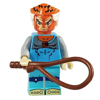 Minifig Tygra-Brick Forces