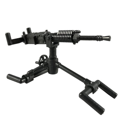 Minifig Type 92 Heavy Machine Gun - Heavy Weapon