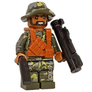 Minifig Vietnam Special OPS-Brick Forces
