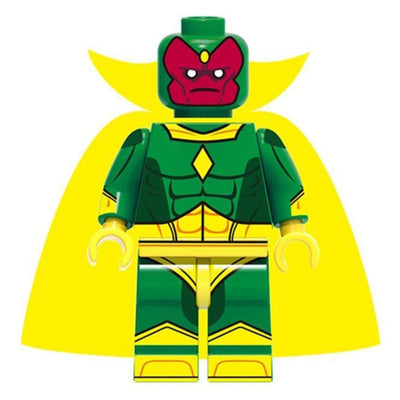 Minifig Vision