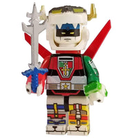 Minifig Voltron - Minifigs
