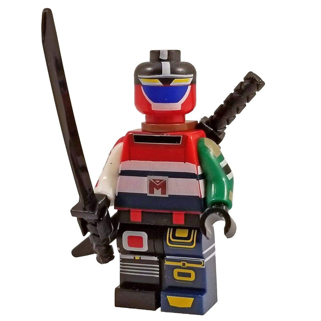 Minifig Voltron II - Minifigs