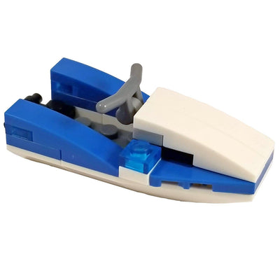 Minifig Water Scooter - Ships