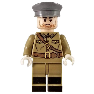 Minifig World War I Australian Officer-Brick Forces