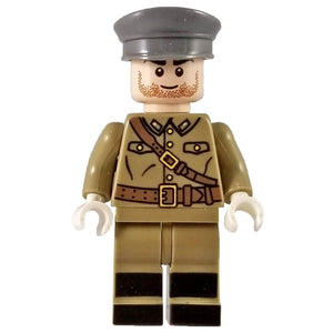 Minifig World War I Australian Officer - Minifigs