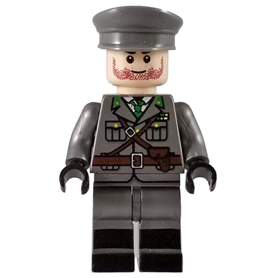 Minifig World War I Hungarian Officer-Brick Forces