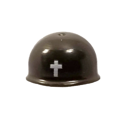 Minifig World War II American Chaplain Helmet - Headgear