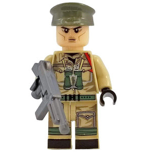 Minifig World War II American Officer Winters - Minifigs