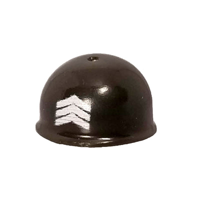 Minifig World War II American Sergeant Helmet - Headgear