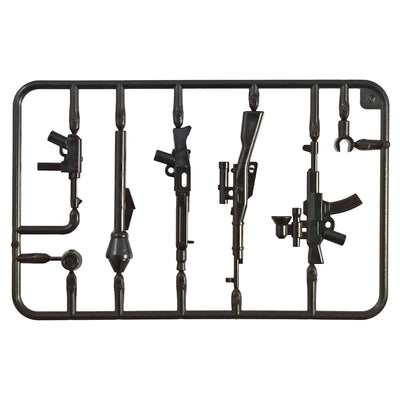 Minifig World War II Axis & Allies Weapons Pack 2 - Weapon Set