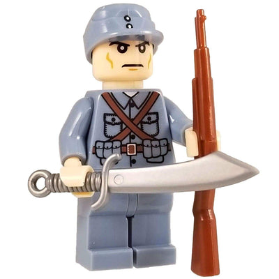 Minifig World War II Chinese RAB - Minifigs