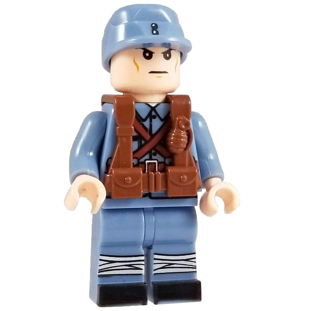 Minifig World War II Chinese Song - Minifigs