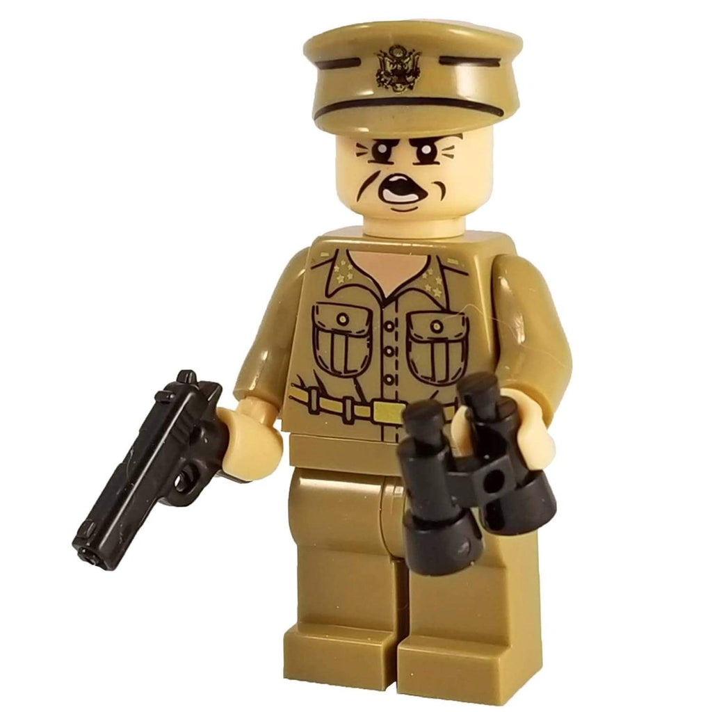 Minifig World War II General MacArthur - Minifigs
