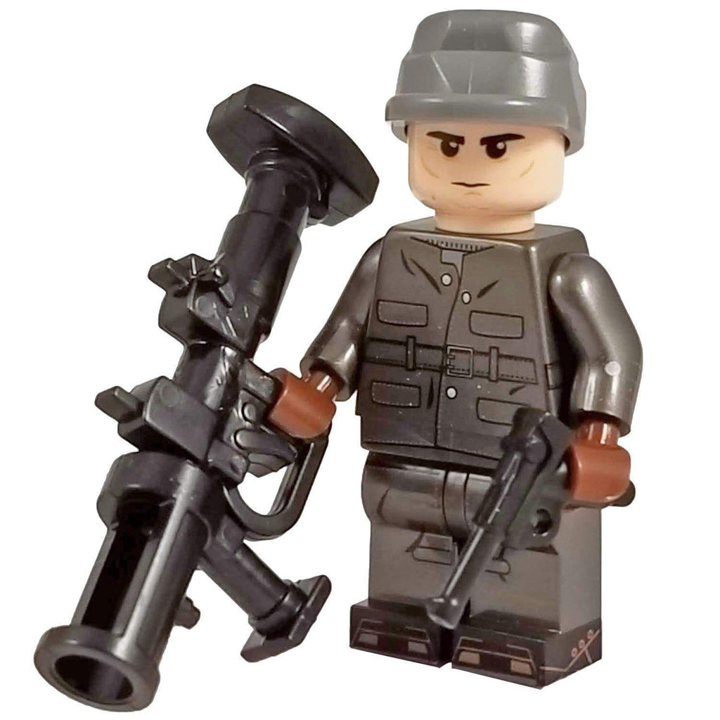 Minifig World War II German Heavy Weapons Specialist