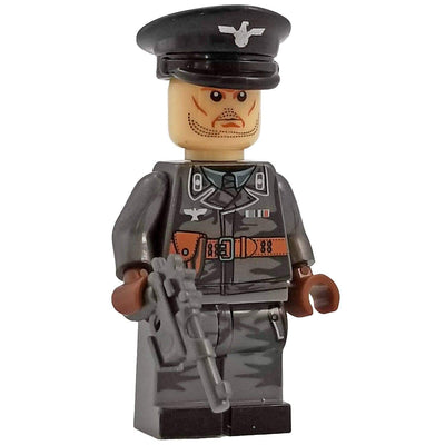 Minifig World War II German Officer Agustín - Minifigs