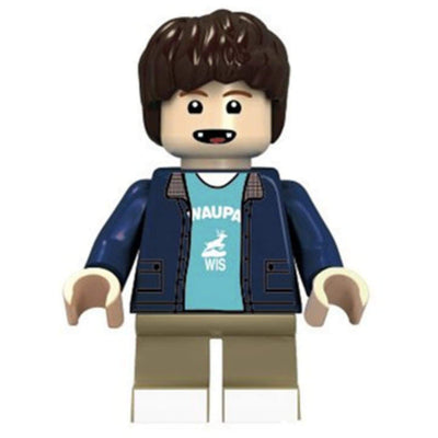 Minifig Young Dustin - Minifigs