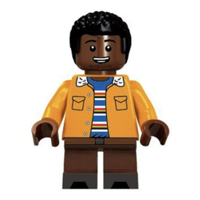 Minifig Young Lucas - Minifigs