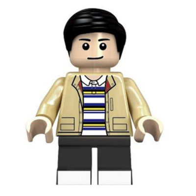 Minifig Young Mike - Minifigs