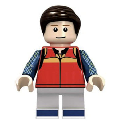 Minifig Young Will - Minifigs