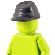 Minifig Black Kepi - Headgear