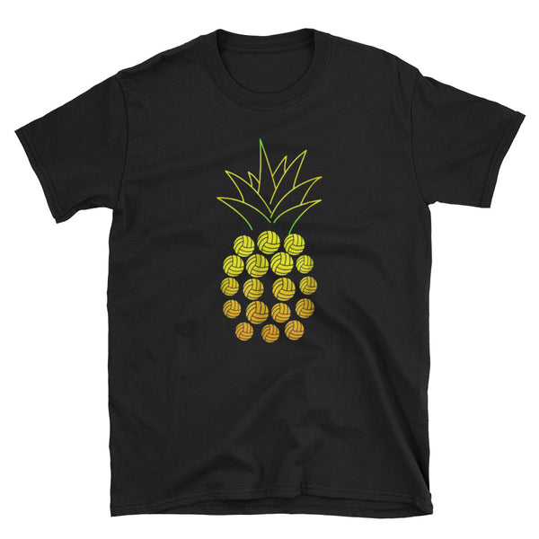 A Pineapple - Volleyball Short-Sleeve Unisex T-Shirt