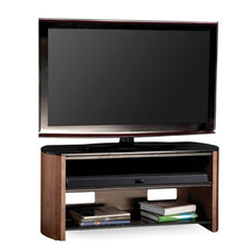 Triple Shelves Passive Ventilation Strong TV Stand-7